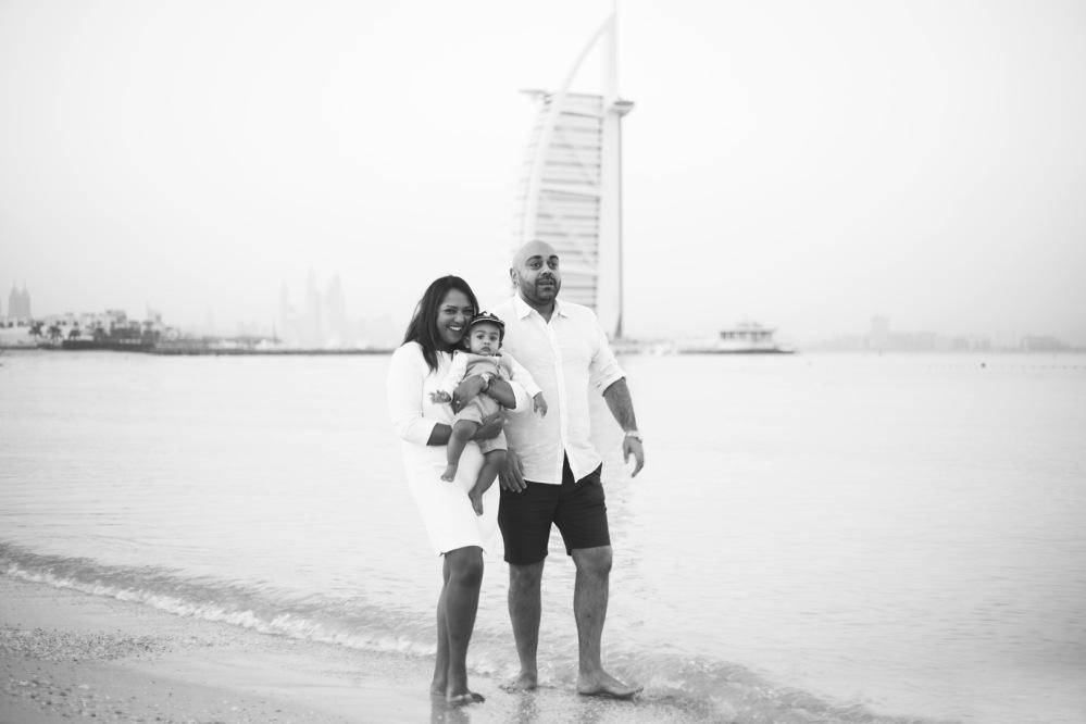 Parmar Family - Beach (18)